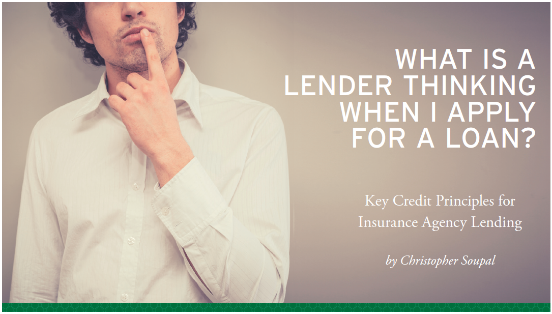 What-is-a-lender-thinking