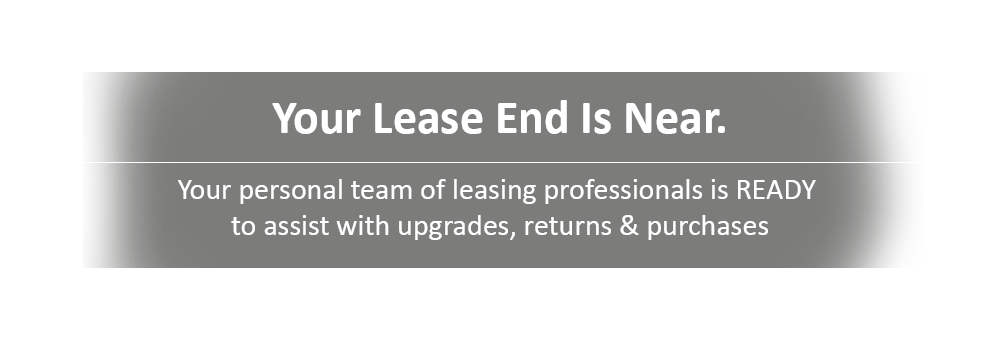Your Lease End is Near