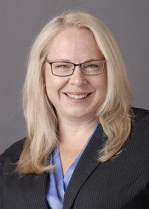 Susan Hickey, first vice president and assistant portfolio manager at Crestmark Bank